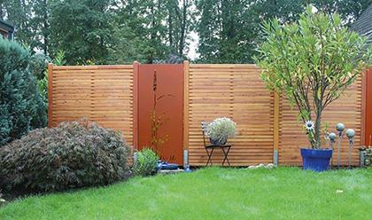 Material Fur Sichtschutz Im Garten Let S Doit Holzprofi