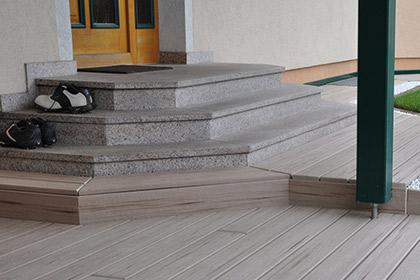 kunststoff holzdielen perfect hornbach schane verlegen kosten bangkirai selber bauen wpc preise. Black Bedroom Furniture Sets. Home Design Ideas